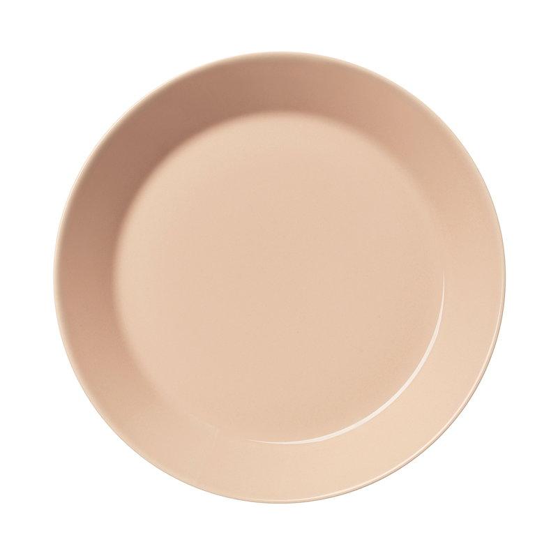 Iittala Teema lautanen 21 cm, puuteri