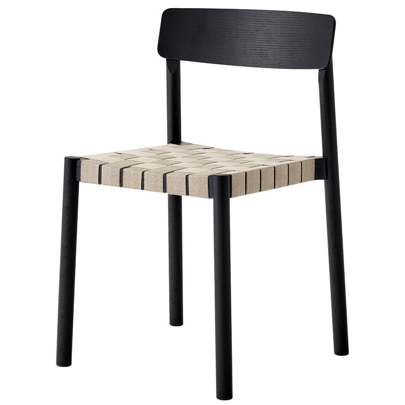 &Tradition Betty TK1 chair, black