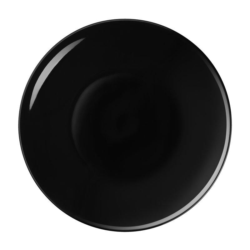 Arabia Piatto 24h 20 cm, nero