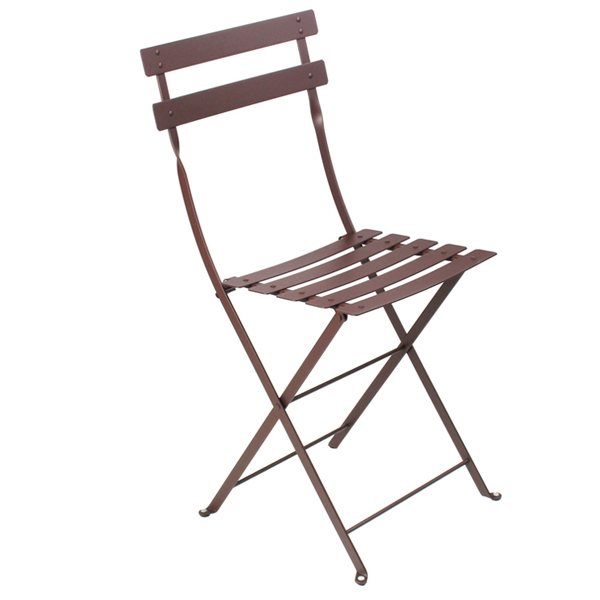 Fermob Bistro Metal chair, russet