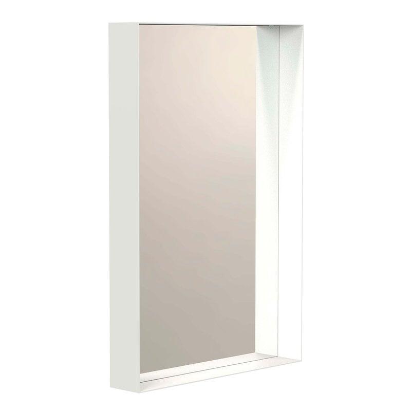 Frost Unu mirror 4133, 40 x 60 cm, white