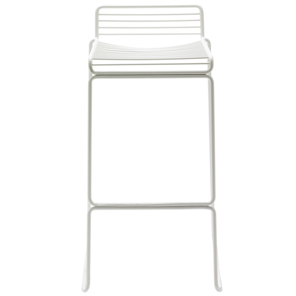 Hay Hee bar chair, white