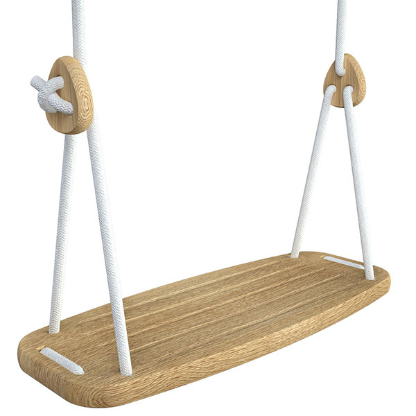 Lillagunga Lillagunga  Classic swing, oak - white