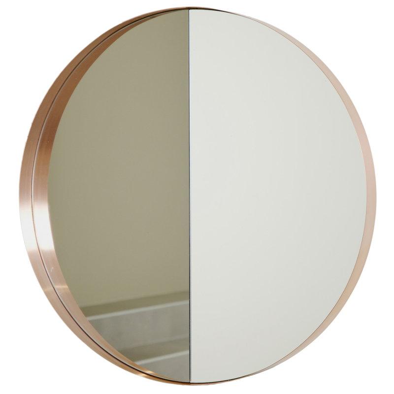 Lokal Helsinki Vino 60 mirror, copper, outward