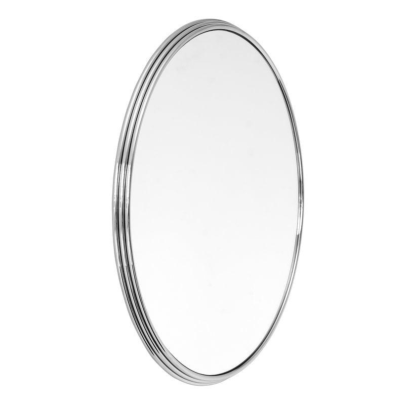 &Tradition Specchio Sillon SH5, 66 cm, cromo