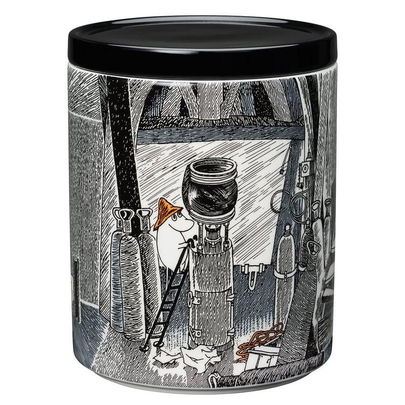 Arabia Moomin jar, 1,2 L, True to Its Origins