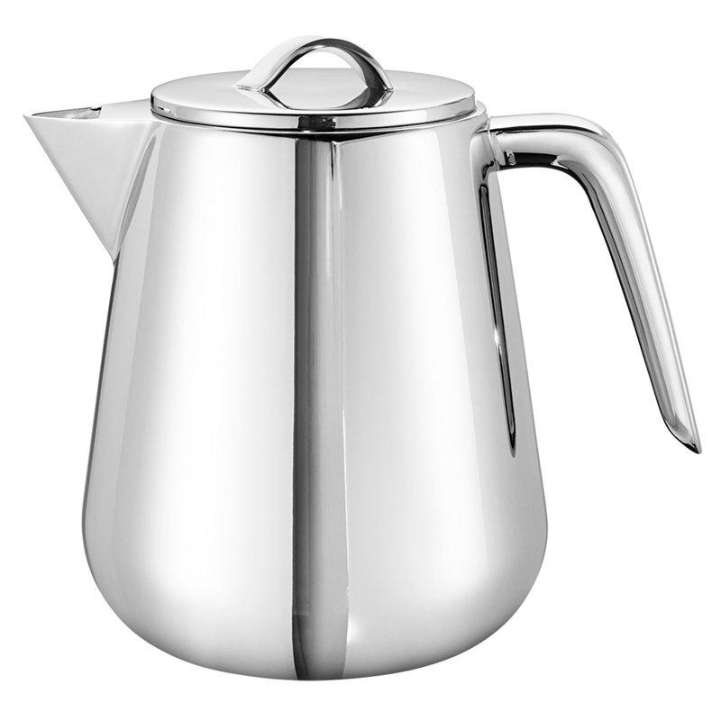 乔治·詹森·螺旋茶壶L