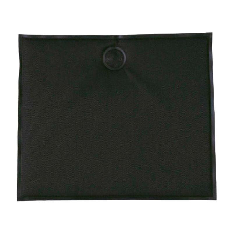 Emu Magnetic lounge chair cushion, black
