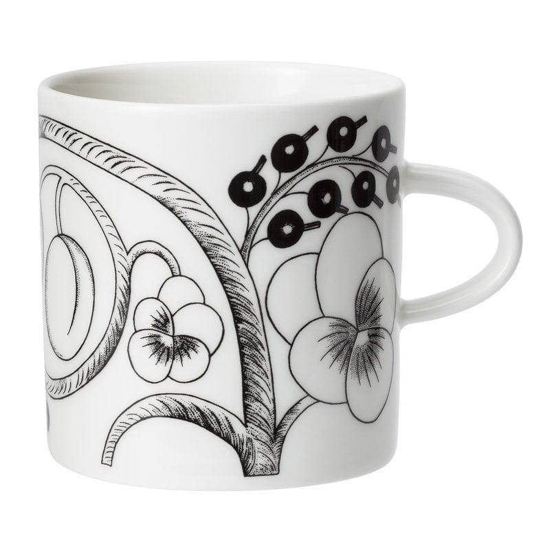 Arabia Paratiisi mug 0,24 L, black