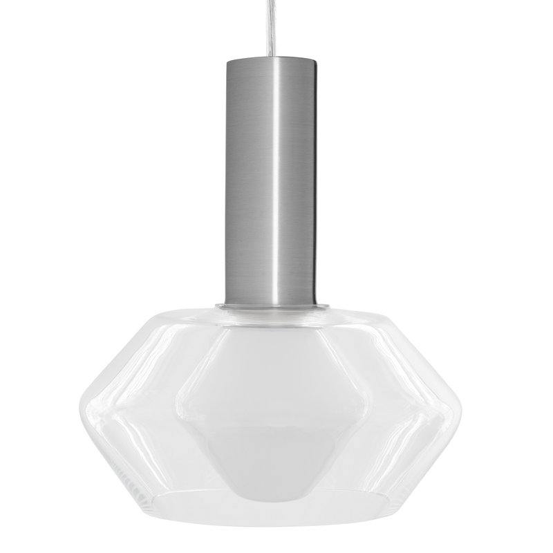 Airam Lampada a sospensione Wirkkala K2-140, trasparente