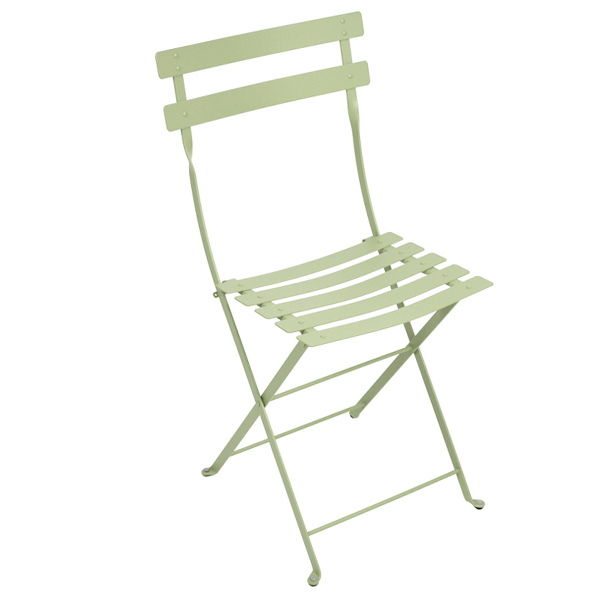 Fermob Bistro Metal chair, willow green