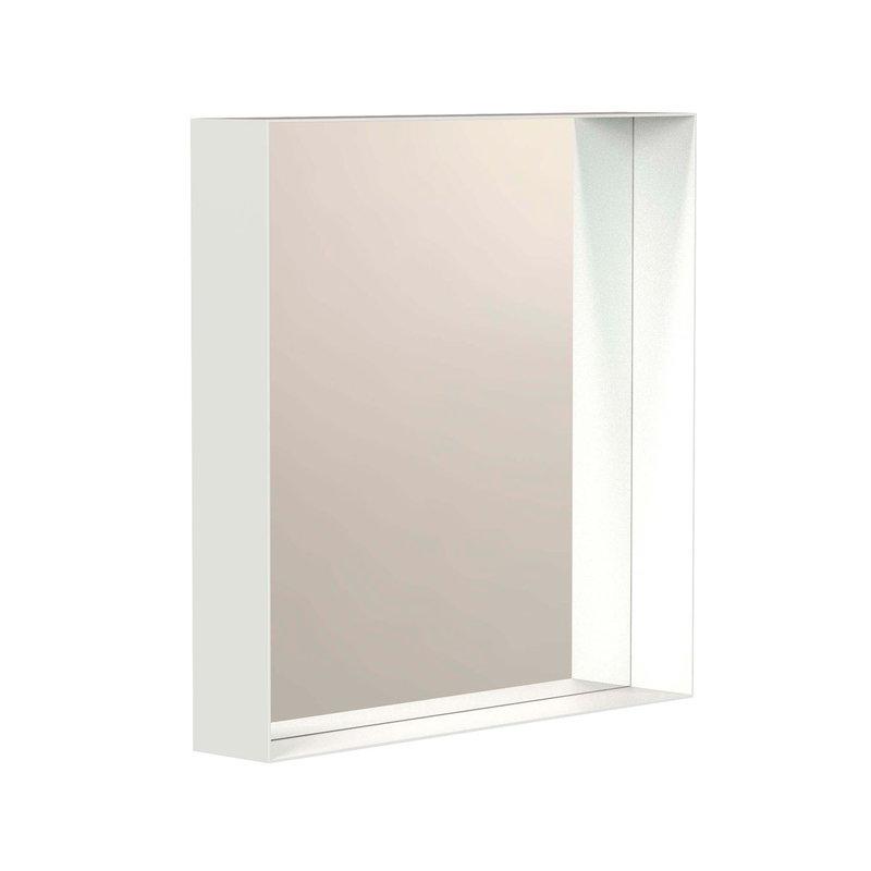 Frost Unu mirror 4132, 40 x 40 cm, white