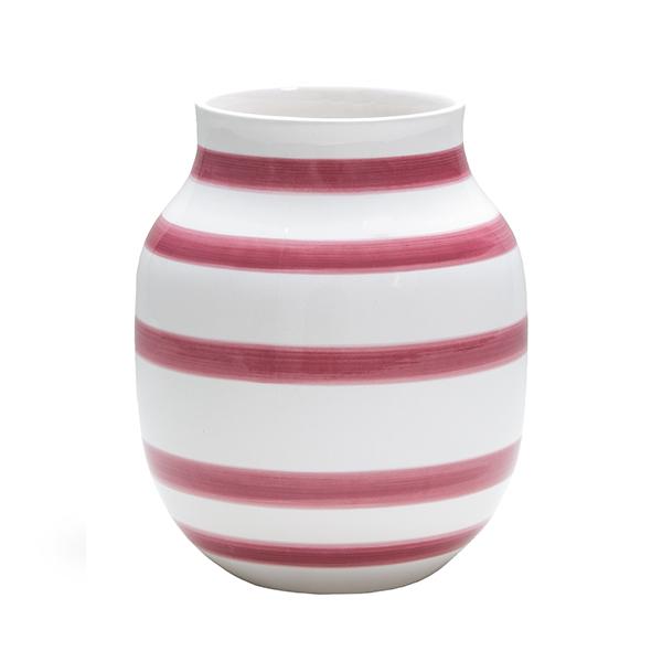 Kähler Omaggio vase, medium, rose