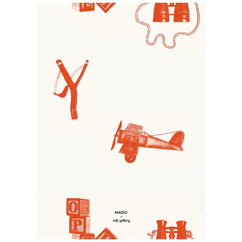 MADO Playtime poster 50 x 70 cm