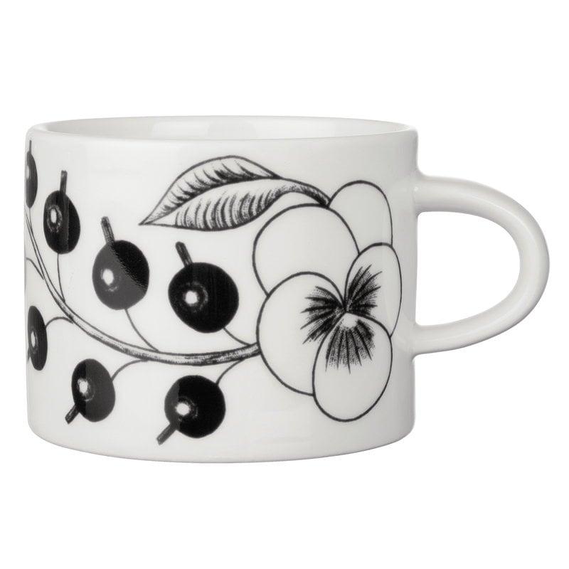 Arabia Paratiisi cup 0,28 L, black