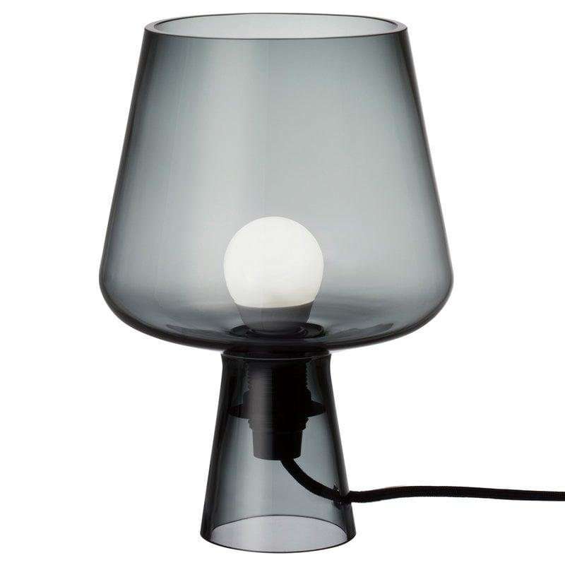 Iittala Leimu table lamp 24 cm, grey