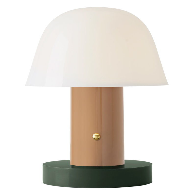 Tradition Setago Jh27 Table Lamp Nude Forest Finnish Design Shop