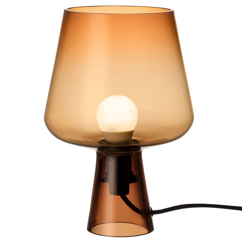 Iittala Lampada da tavolo Leimu 24 cm, rame