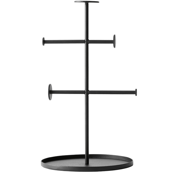 Menu Norm Collector jewellery rack, black