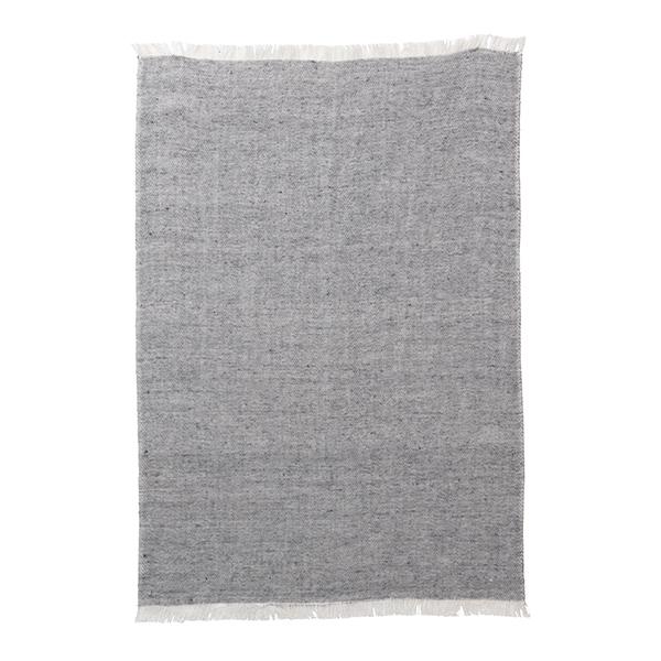 ferm living blend kitchen towel grey finnish design shop. Black Bedroom Furniture Sets. Home Design Ideas