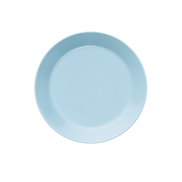 Iittala Teema plate 17 cm, light blue