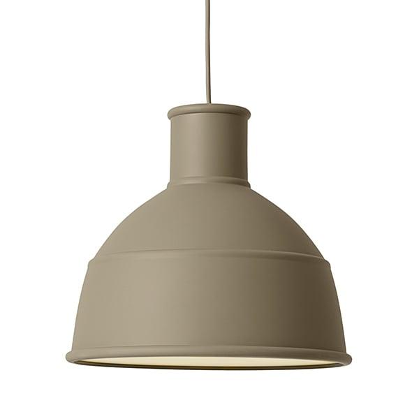 Muuto Lampada Unfold, oliva