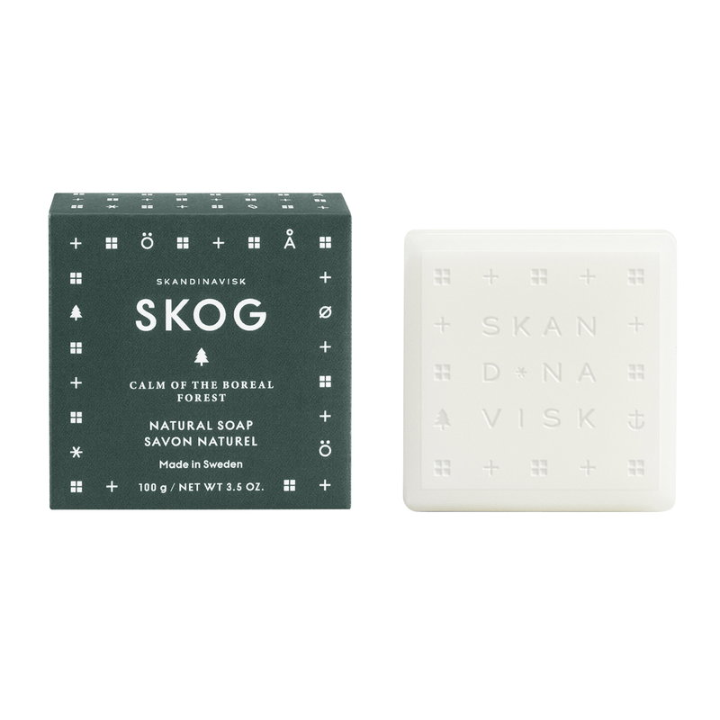 Skandinavisk Bar soap SKOG