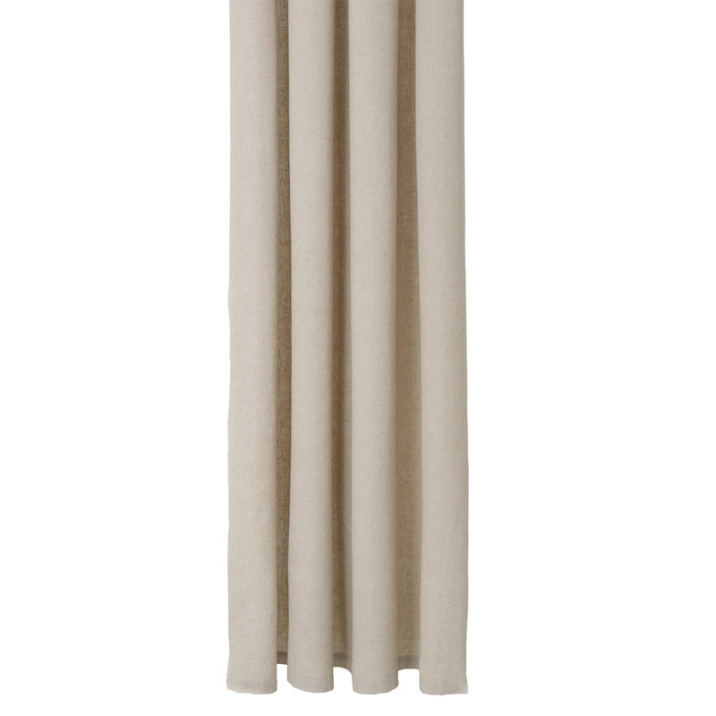 Ferm Living Chambray shower curtain, sand