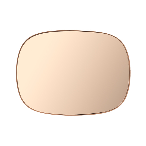 Muuto Framed mirror, small, rose