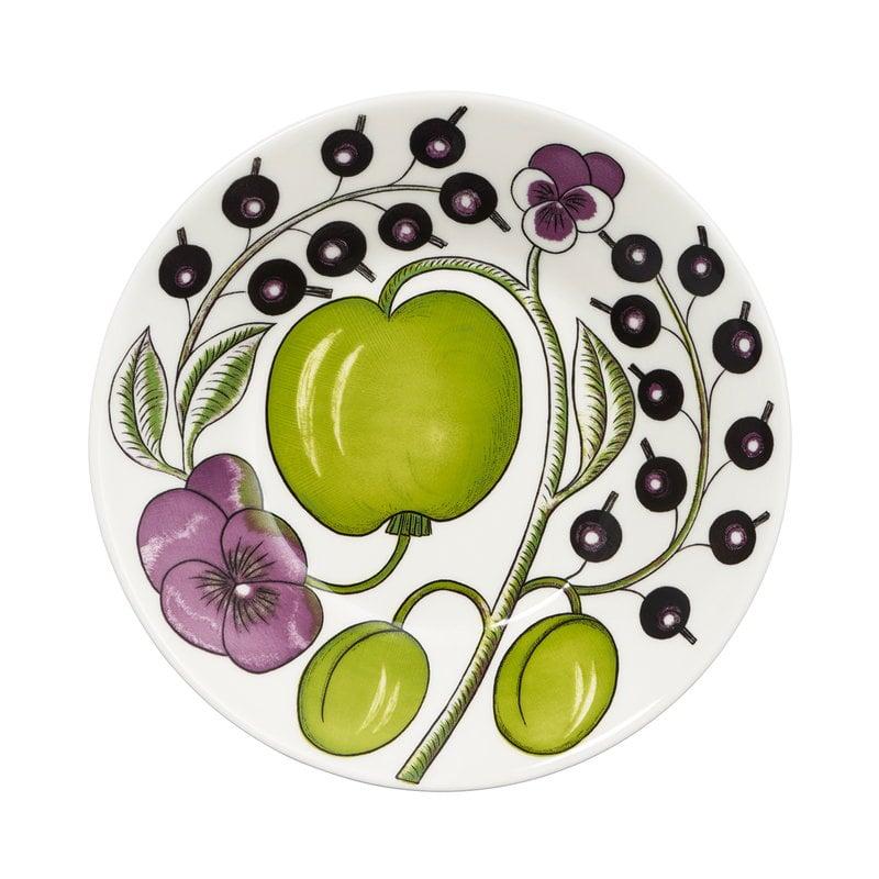 Arabia Paratiisi saucer 14 cm, purple