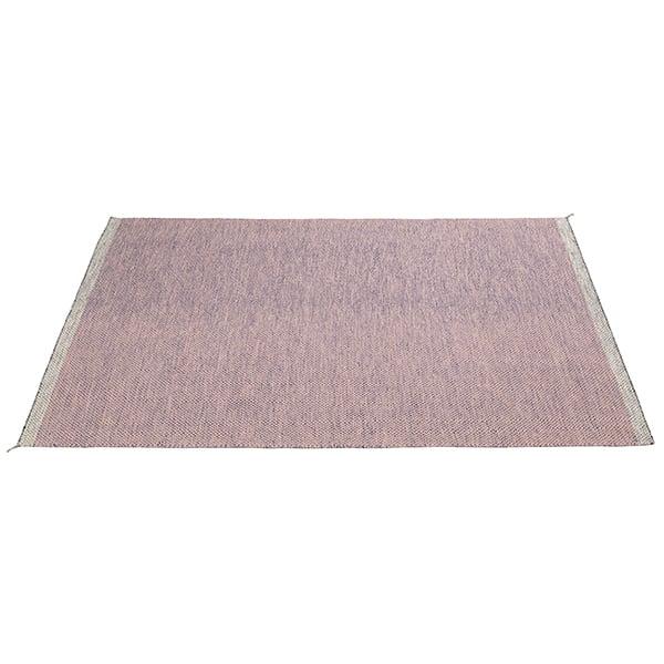 Muuto Ply rug, rose