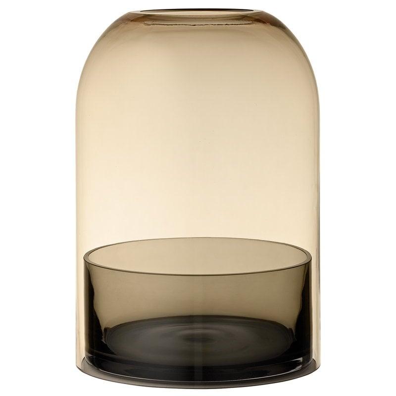 AYTM Tota lantern, amber - black