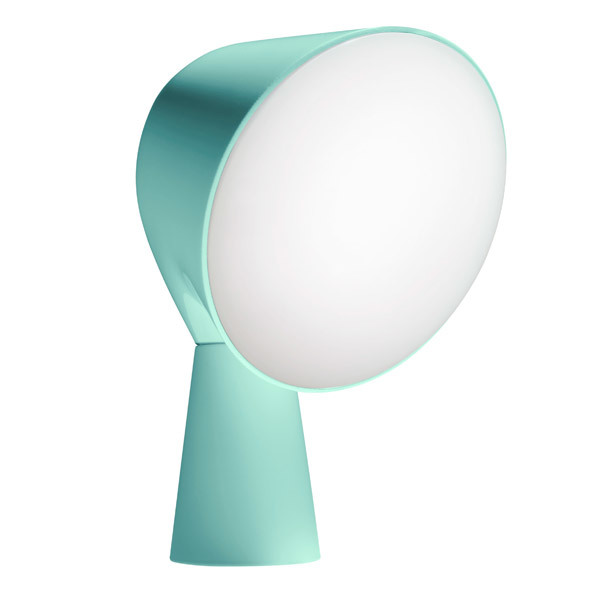 Binic Table Lamp, Aqua