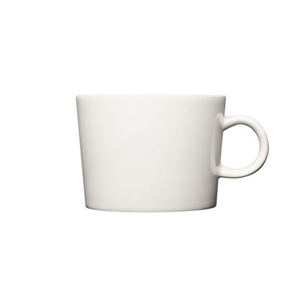 Iittala Teema coffee cup 0,22 l, white