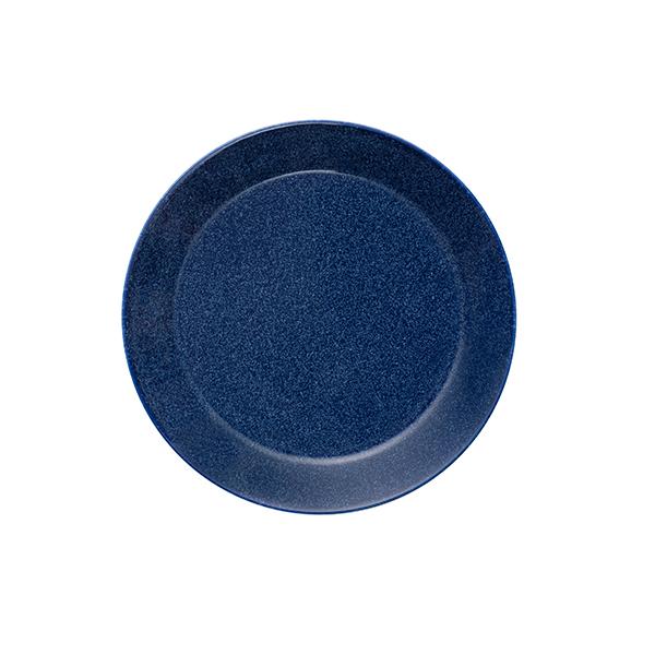 Iittala Teema plate 17 cm, dotted blue