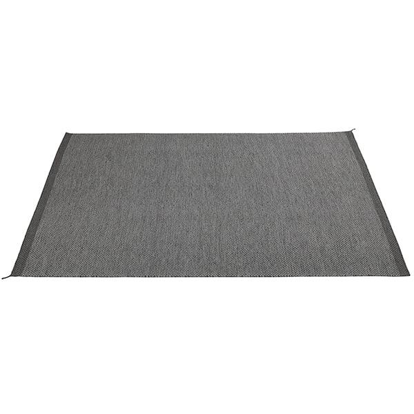 Muuto Ply matto, tummanharmaa