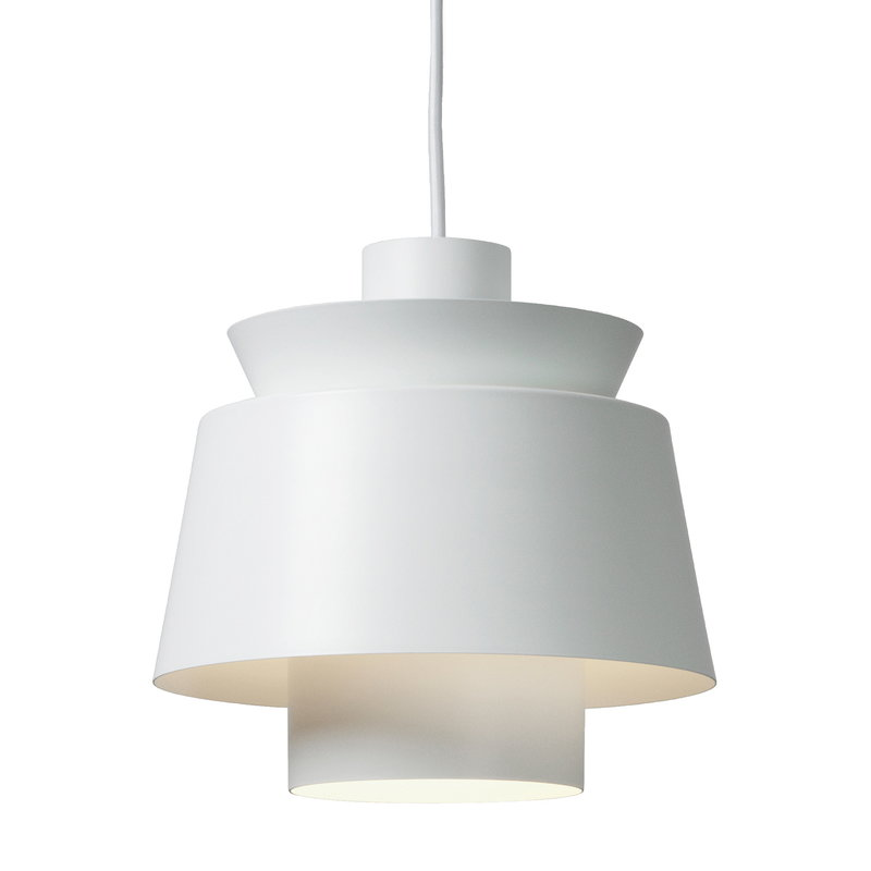 &Tradition Utzon JU1 pendant light, white