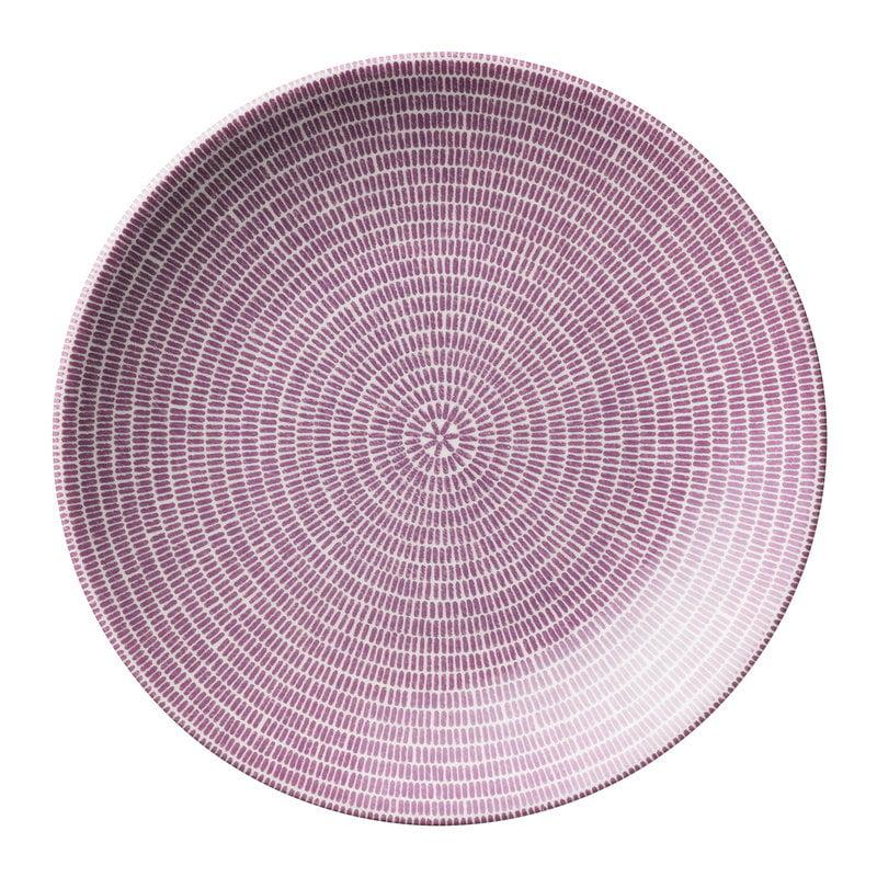 Arabia Piatto 24h Avec 20 cm, porpora