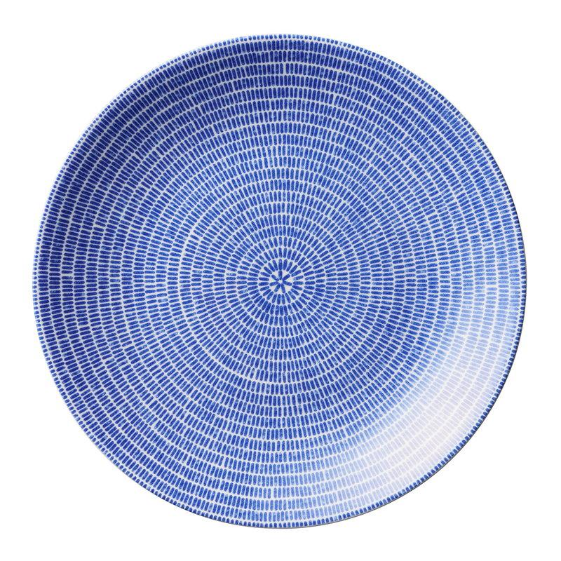 Arabia 24h Avec lautanen 20 cm, sininen