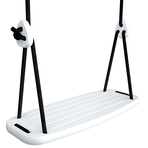 Lillagunga Lillagunga Classic swing, white - black