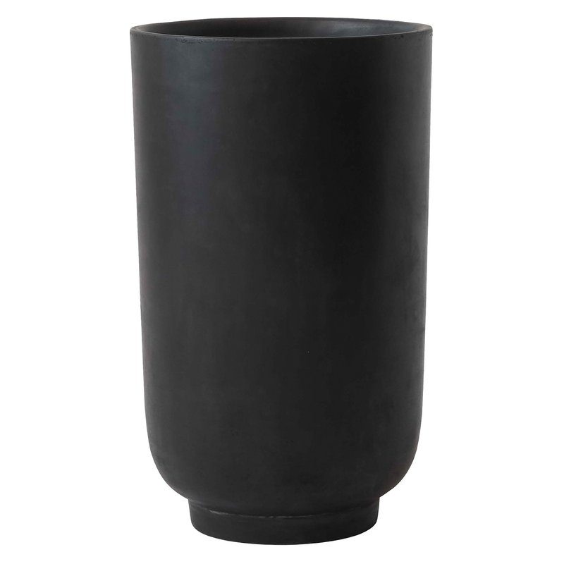 &Tradition Collect SC45 planter, 75 x 40 cm, shadow grey