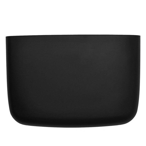 Normann Copenhagen Contenitore Pocket 4, nero