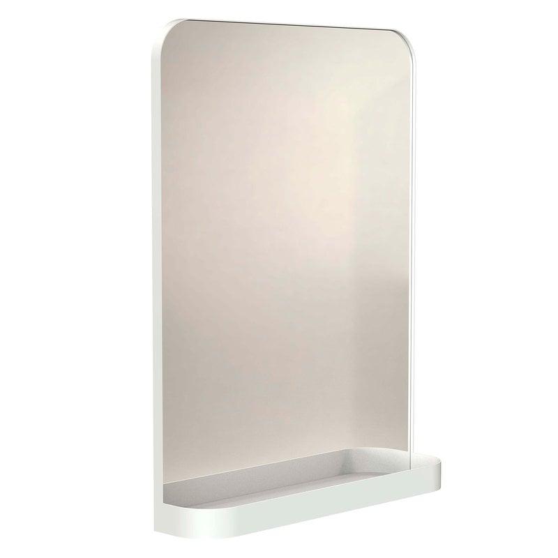 Frost TB600 seinäpeili, 80 x 60 cm, valkoinen