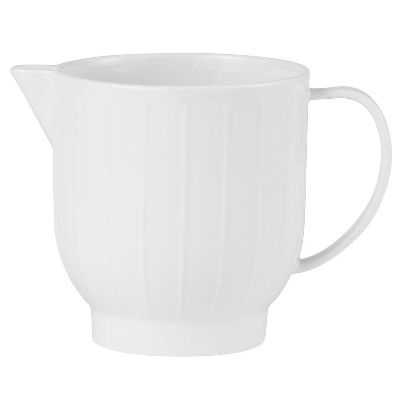 Tivoli Banquet jug 65 cl, white