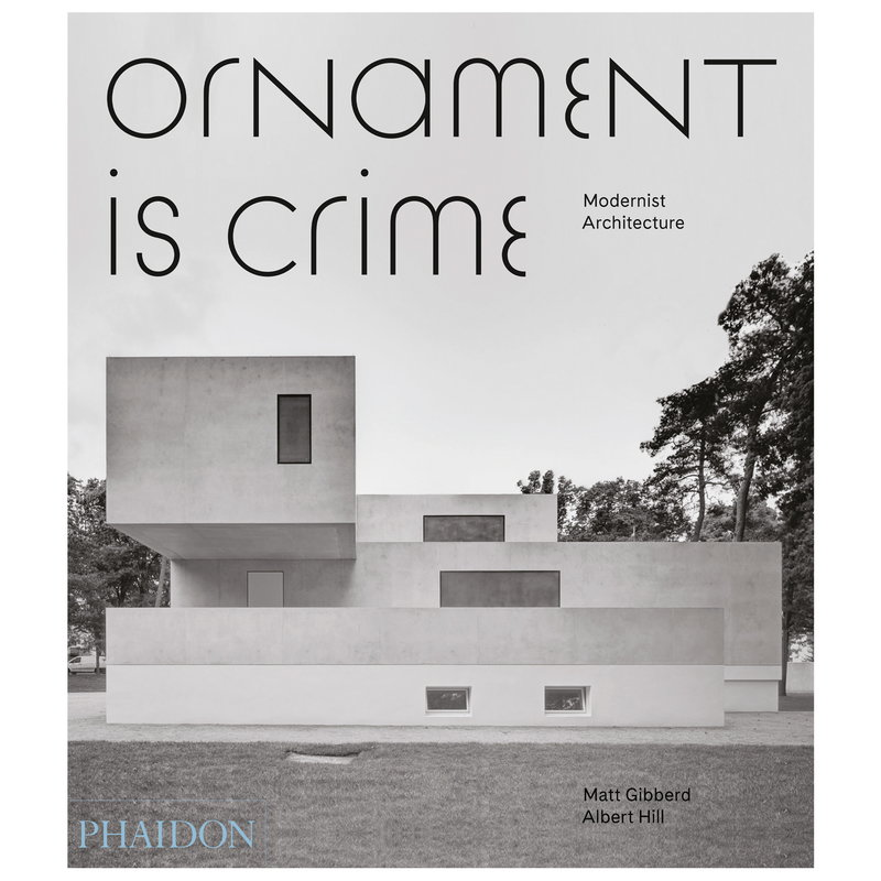 Phaidon Ornament is Crime
