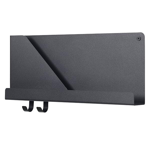 Muuto Mensola Folded, nera, piccola