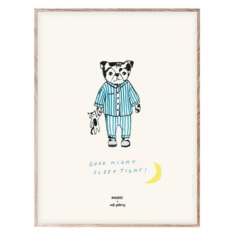 MADO Sleep Tight poster 30 x 40 cm