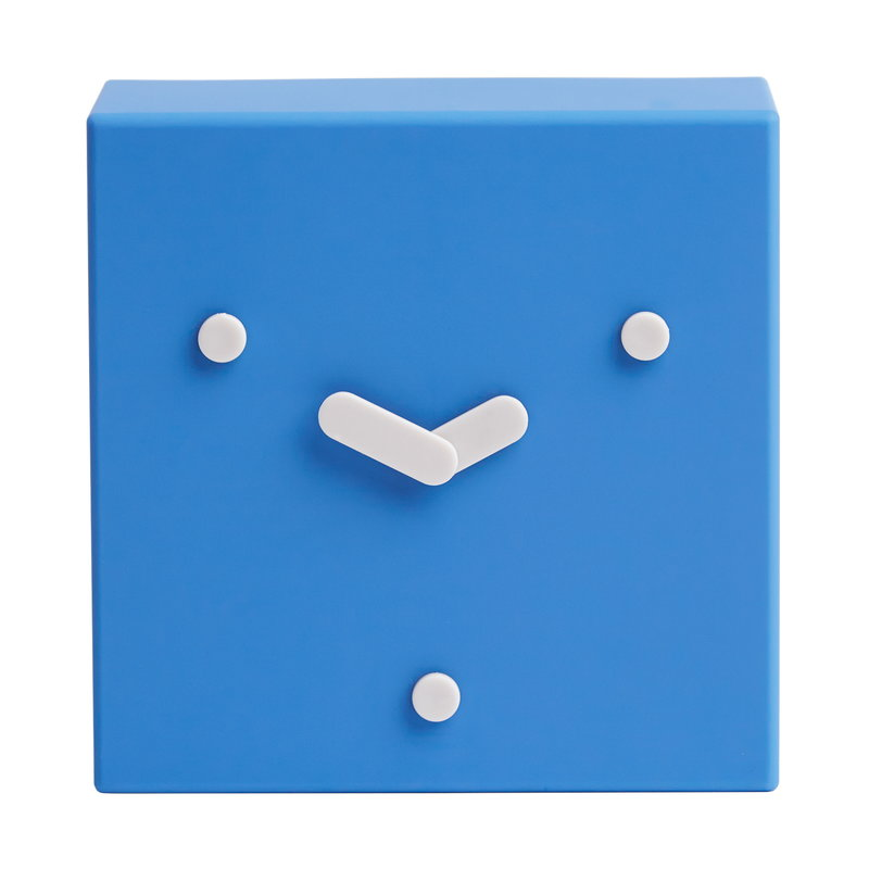 EO Face Clock 2-6-10, blue