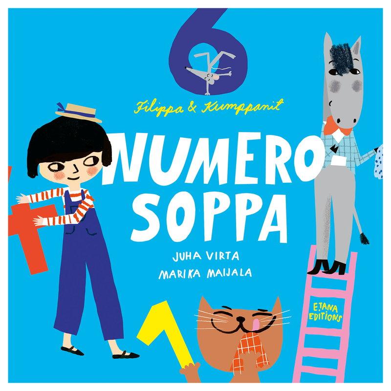 Etana Editions Numerosoppa
