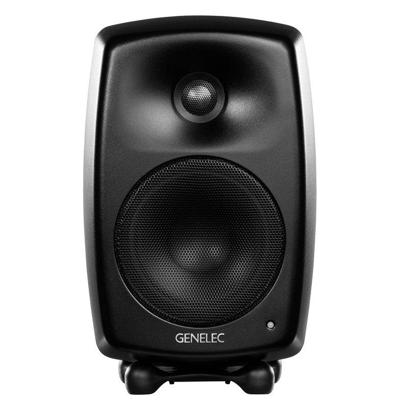 Genelec G Three active speaker, black